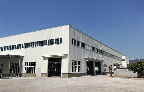 巴南航利厂房工程