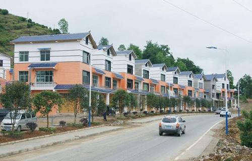 轻钢新农村建设安装
