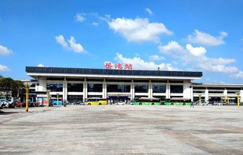 重庆岳池县综合客运枢纽站建设项目钢结构工程