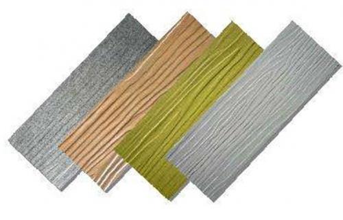 水泥纤维木纹挂板