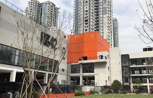 四川鲤鱼池42号钢结构工程