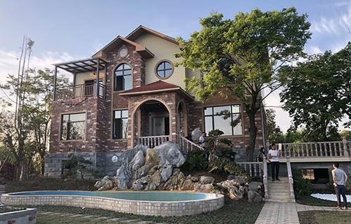 重庆钢结构别墅设计安装